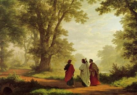 The Road to Emmaus and Scripture Study (2/2)