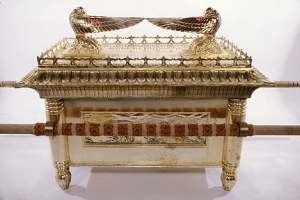 Ark of the covenant has to be one of the greatest old testament types