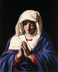 Sassoferrato - Virgin Mother