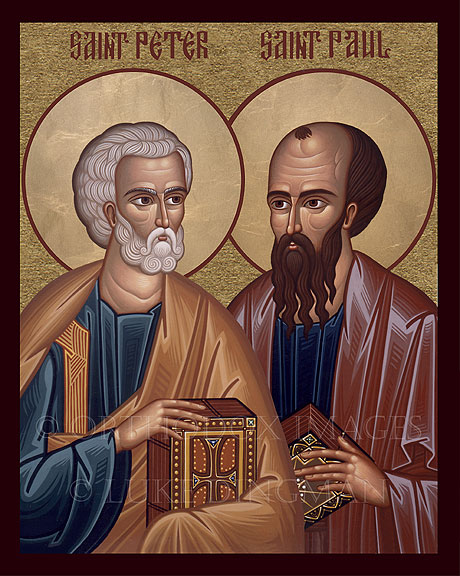 Saint Peter and Saint Paul dans immagini sacre sts-peter-and-paul