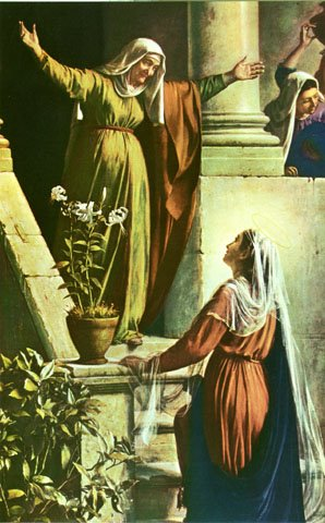 Image result for pictures of the visitation