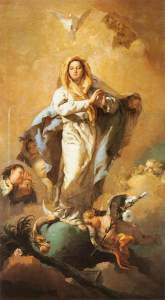 Immaculate Conception - MWM Page