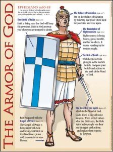 Armor of God - Eph 6