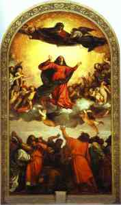 Assumption of Mary into Heaven