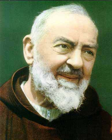 Like St. Pio of Pietrelcina, who also had the gift of reading souls and sitting in the confessional at hours on end, St. John Vianney suffered from attacks ... - st-padre-pio