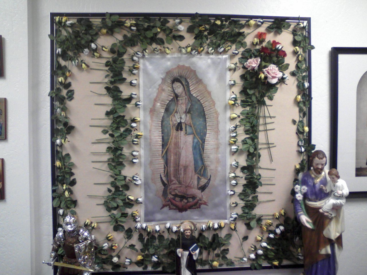 """Mondays with Mary"""" – The Flowers of the Blessed Virgin Mary – TOM PERNA"""