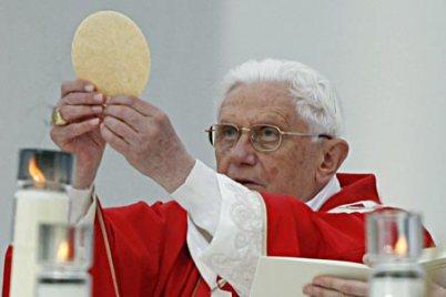 Pope Benedict XVI & Eucharist