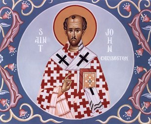 Image result for john chrysostom