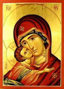 Theotokos, Orthodox