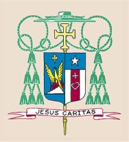 Bishop Olmsted Coat of Arms