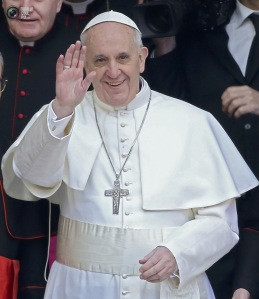 Pope Francis - Day 1