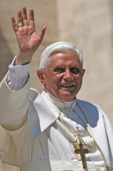 Pope Benedict XVI's Weekly General Audience