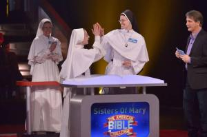 Dominicans on American Bible Challenge