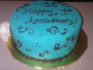 Happy 1st Anniversary