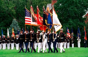 Marching Military Branches