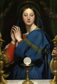 Mary and Eucharist