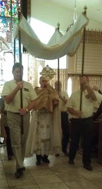 Corpus Christi Procession - June 2.2013