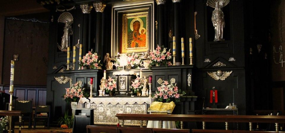 Mondays With Mary Our Lady Of Czestochowa Tom Perna