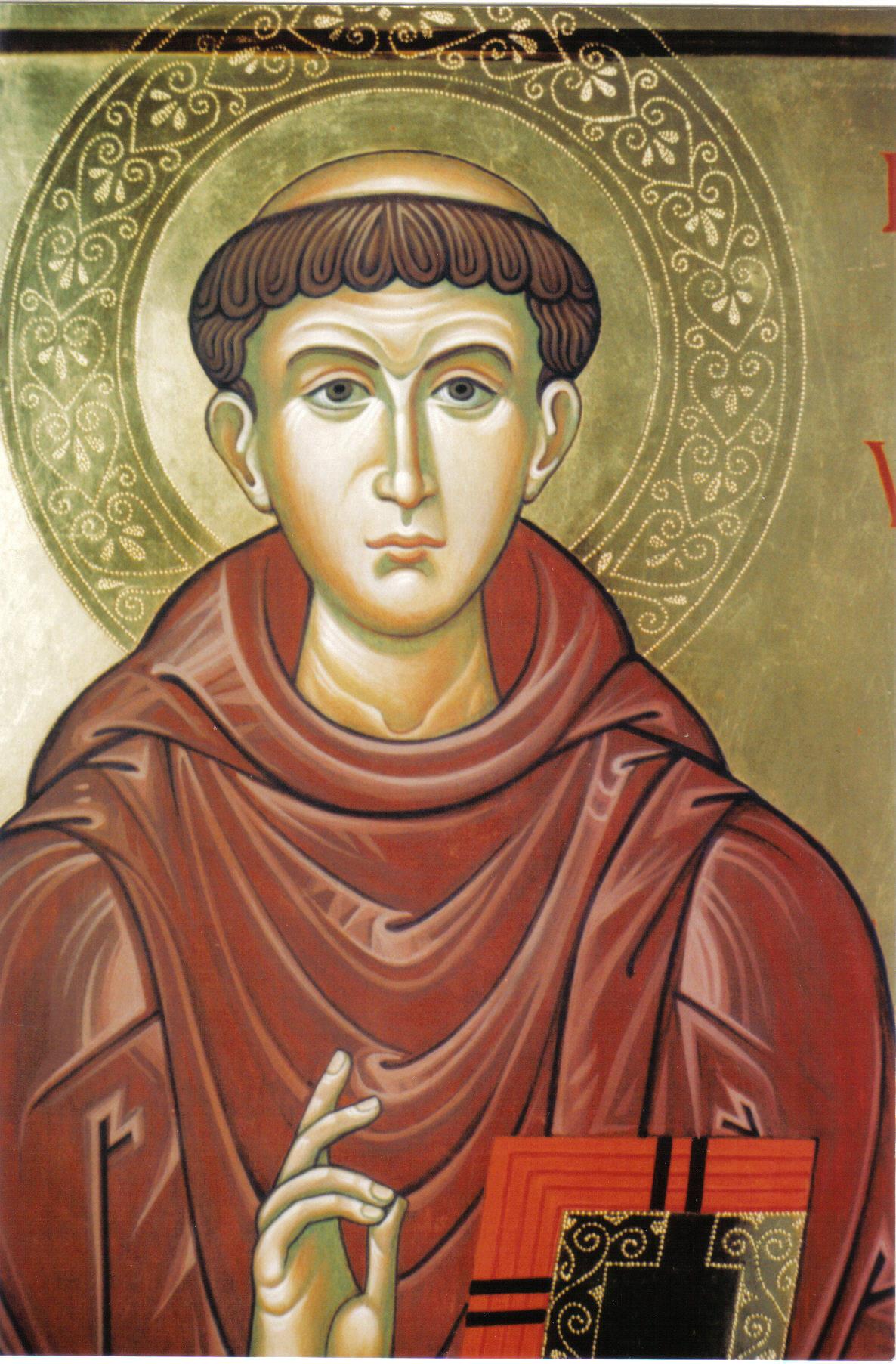 St antony of padua tom perna for The franciscan