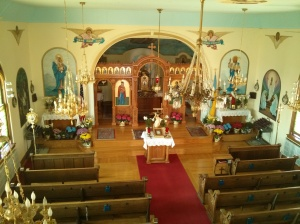 Byzantine Sanctuary