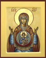 Orans - Theotokos