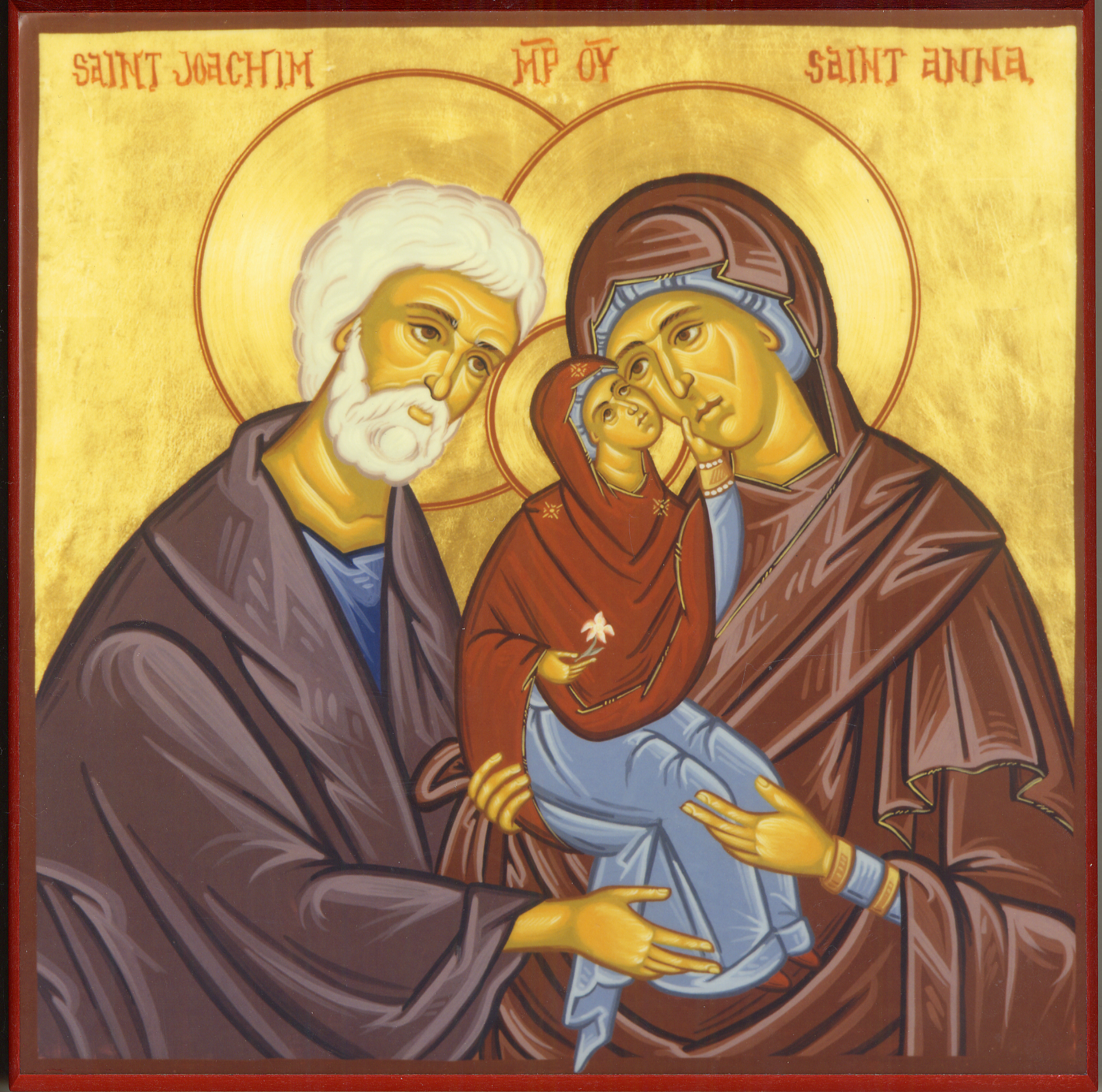 saint ann single parents Notes about your extended family in heaven saint anne  – from a sermon by bishop saint john  this church is dedicated to saint anne who protects all.