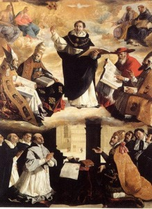 Thomas and Doctors of the Church