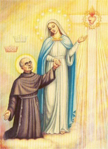 BVM, Kolbe, and Two Crowns