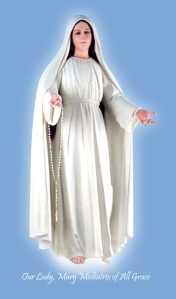 Our Lady, Mary Mediatrix of All Graces