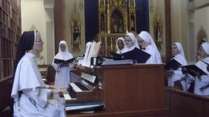 Singing Dominicans
