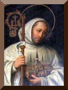 St. Bernard of Clairvaux 2