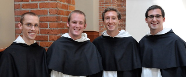 Young Dominican Friars