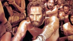 Ben-Hur rowing