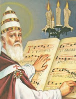 St Gregory the Great and Chant