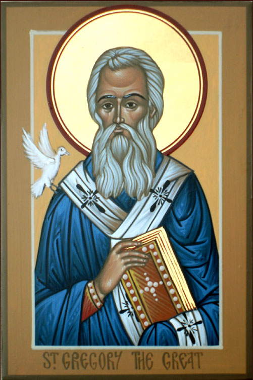 saint gregory the great facts