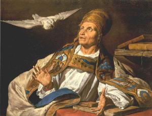 St. Pope Gregory the Great