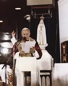 John Paul II - Fatima 1982