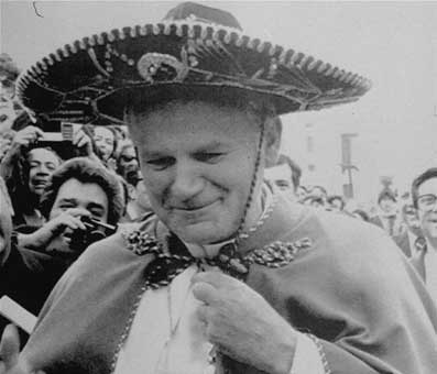 Pope john paul ii famous quotes