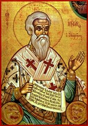 St. Ignatius of Antioch Icon