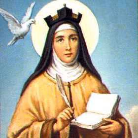 St. Teresa of Avila 3
