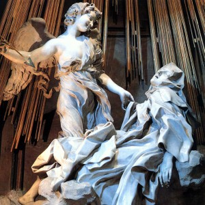 Bernini's - Ecstasy of St. Teresa