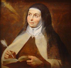St. Teresa_of_Avila