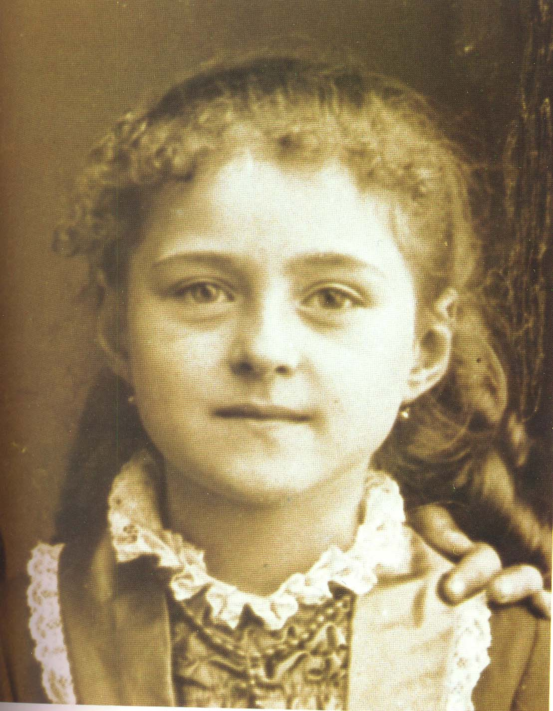 "Saint Thérèse of Lisieux – ""Doctor of Merciful Love"""