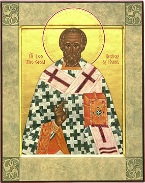 Saint Pope Leo the Great: Doctor of the Unity of the Church