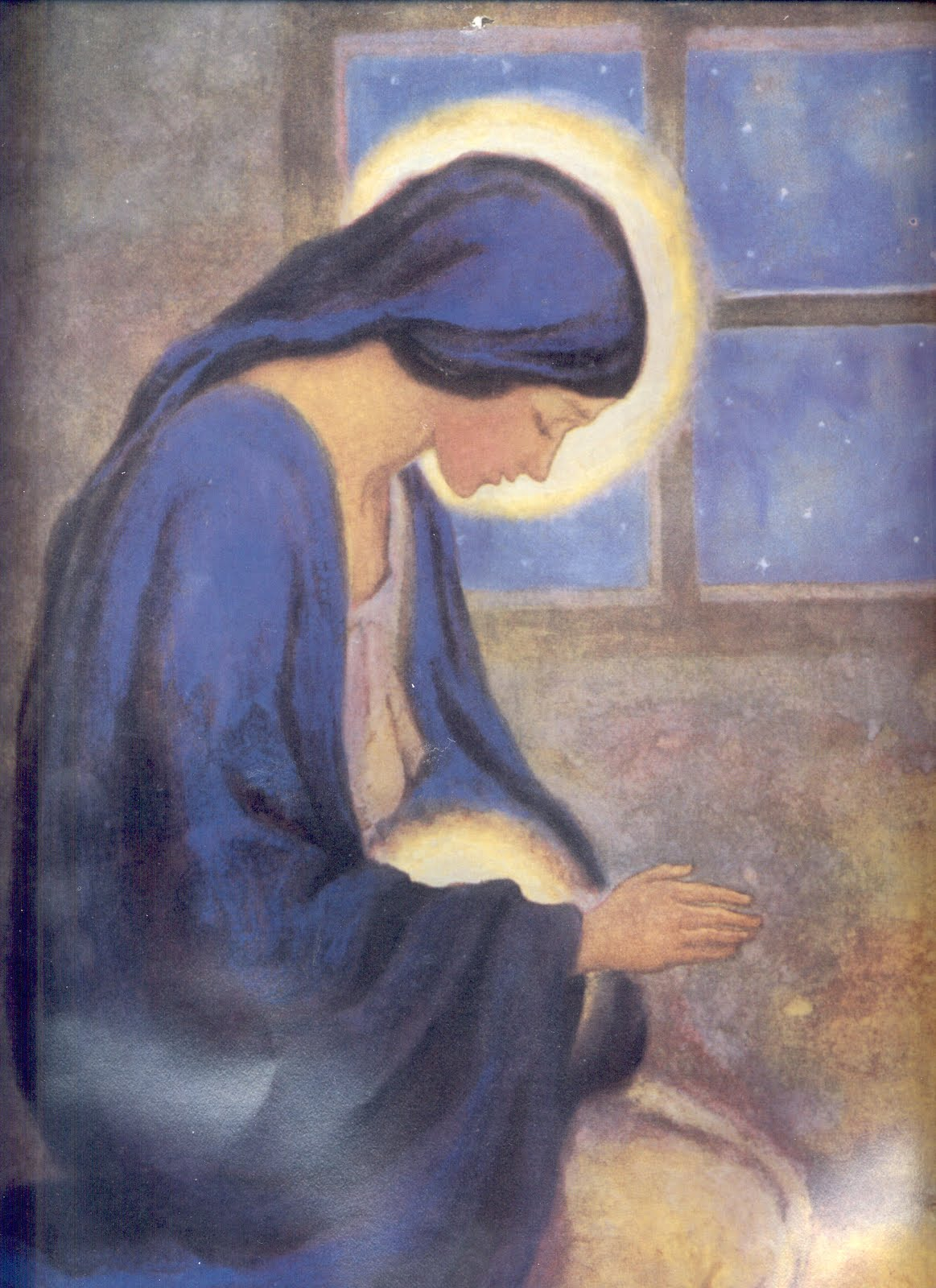 Image result for pictures of Mary for Advent