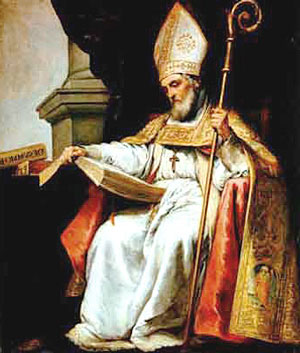 St Isidore of Seville Biography, Saint Isidore's Life. Patron St of the Catholic Church