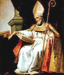 St. Isidore of Seville