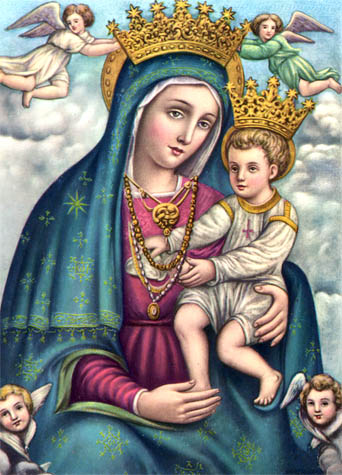 mondays with mary 10 quotes from padre pio on the blessed virgin