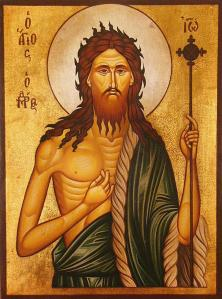 St. John the Baptist icon