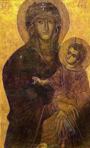 Virgin_salus_populi_romani - St. Luke Icon